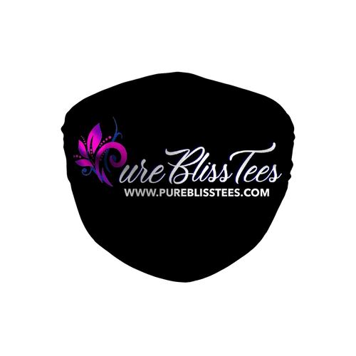 Pure Bliss Tees Face Mask