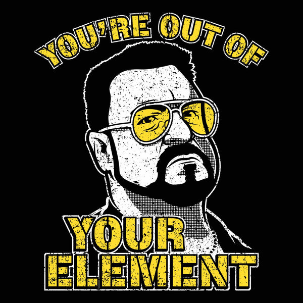 You're Out Of Your Element Crewneck Sweatshirt