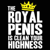 The Royal Penis Is Clean Tank Top