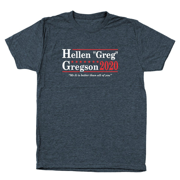 Hellen Greg Gregson 2020 Election