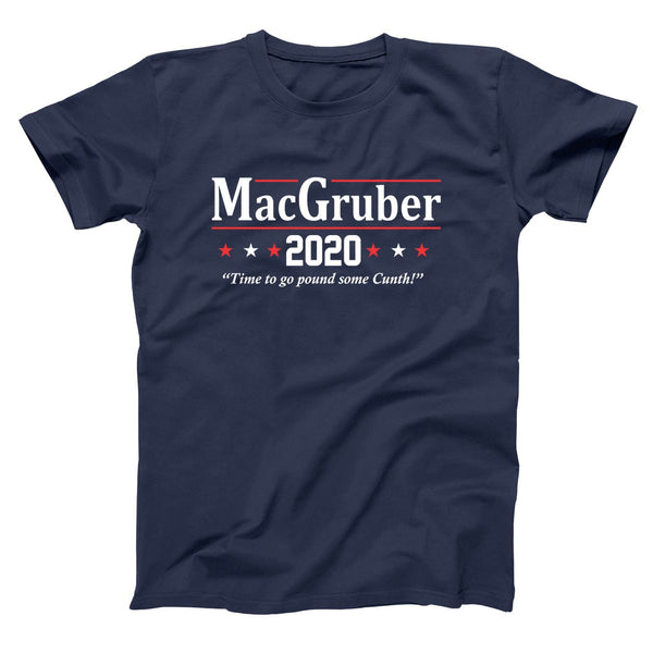 MAC GRUBER 2020 Election