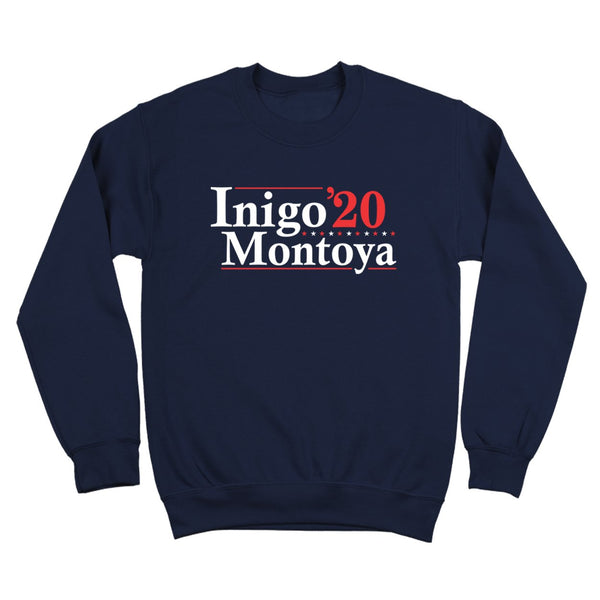 INIGO MONTOYA 2020 ELECTION