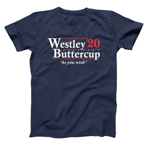 Westley Buttercup 2020 Election
