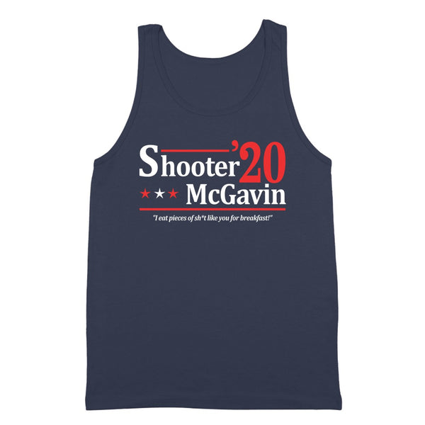 SHOOTER MCGAVIN 2020 ELECTION