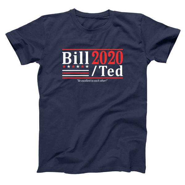 BILL AND TED 2020 ELECTION