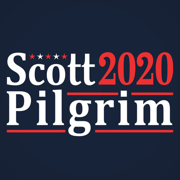 SCOTT PILGRIM 2020 ELECTION