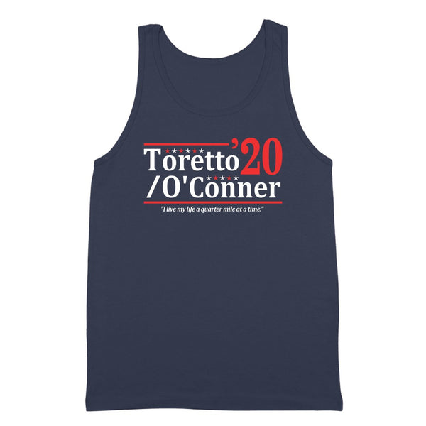 TORETTO AND O'CONNER 2020 ELECTION