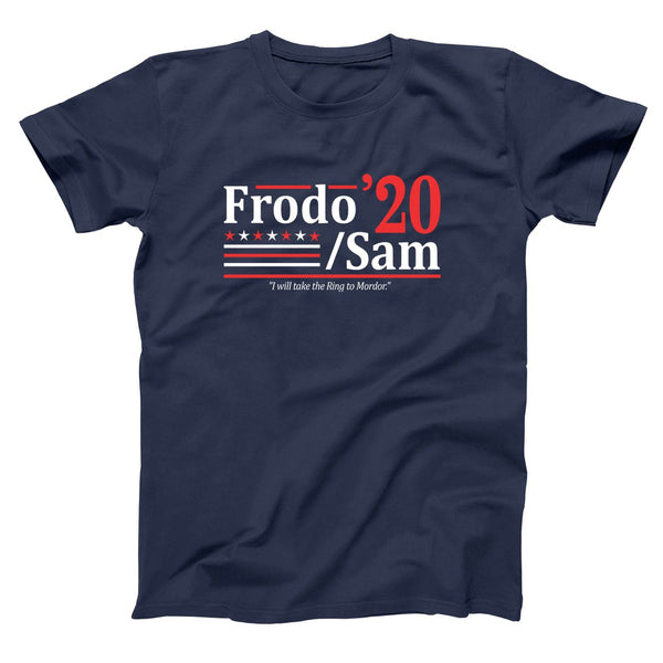 FRODO AND SAM 2020 ELECTION