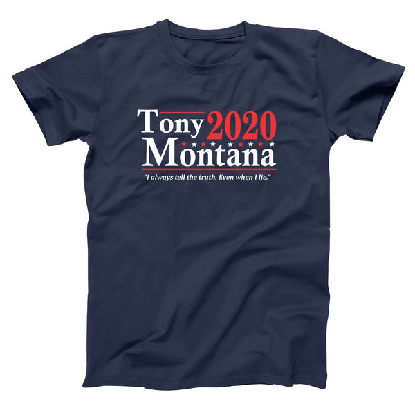 TONY MONTANA 2020 ELECTION