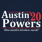 Austin Powers 2020 Election