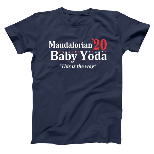 Mandalorian Baby Yoda 2020 Election