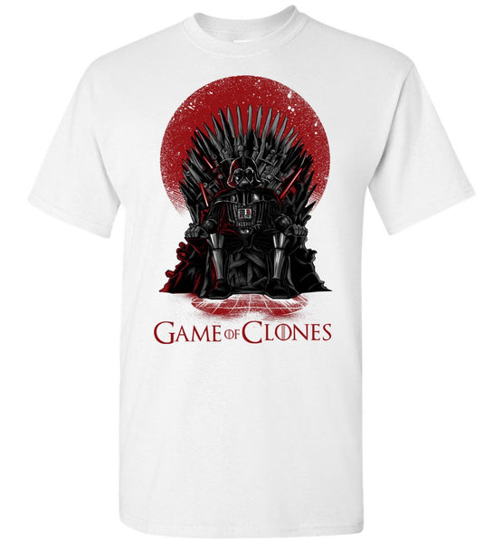 Game of Clones Tee - Kids and Adult Sizes
