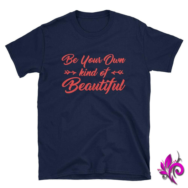 Be Your Own Kind Of Beautiful Navy / S Chicks