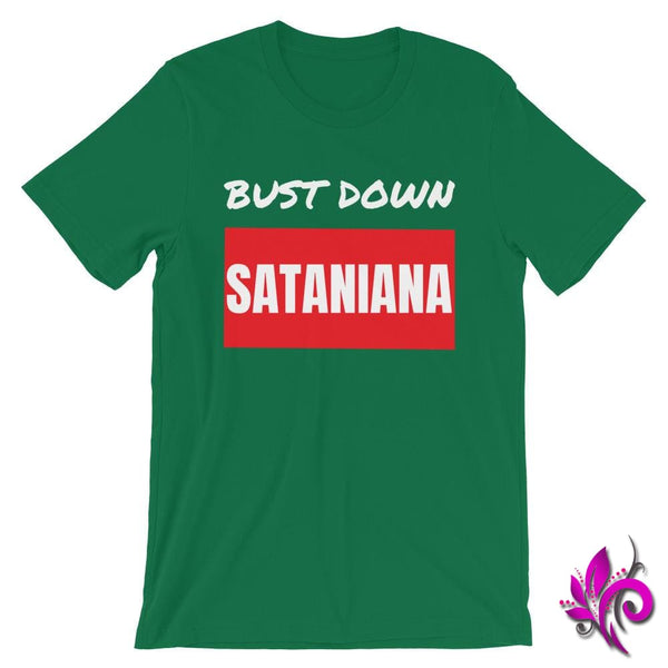 Bust Down Sataniana Kelly / S Express Tee