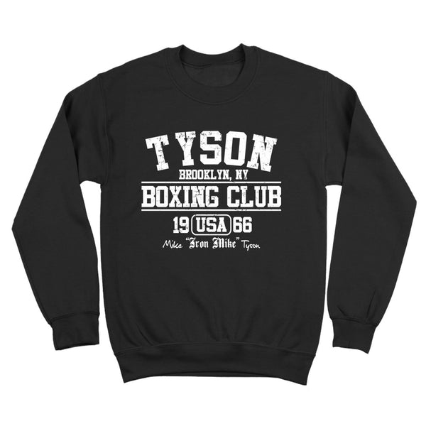 Tyson Boxing Club Crewneck Sweatshirt