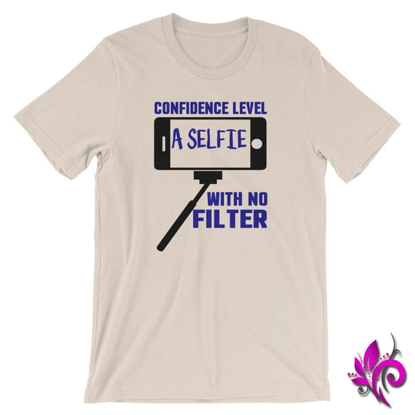 Confidence Level...A Selfie Soft Cream / S Chicks