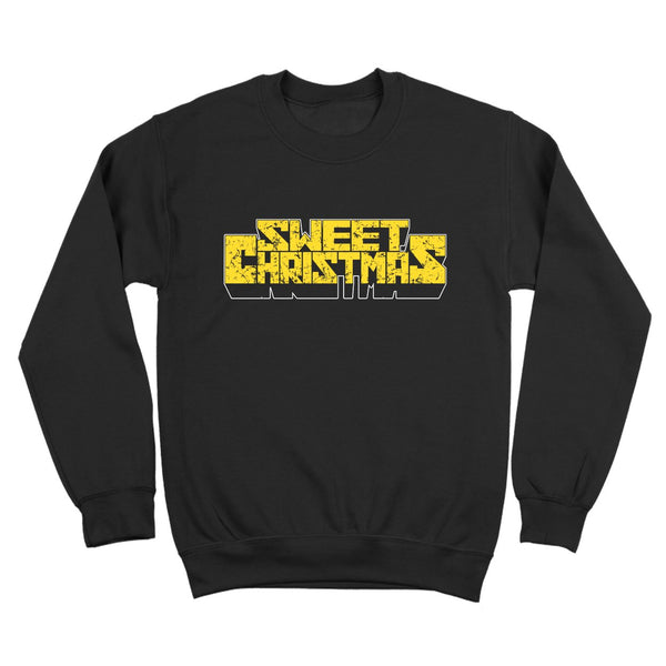 Sweet Christmas Crewneck Sweatshirt