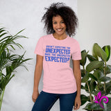 Expecting The Unexpected Pink / S Express Tee