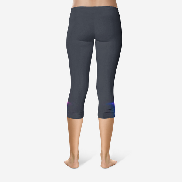 Grow In The Dark Capri Leggings