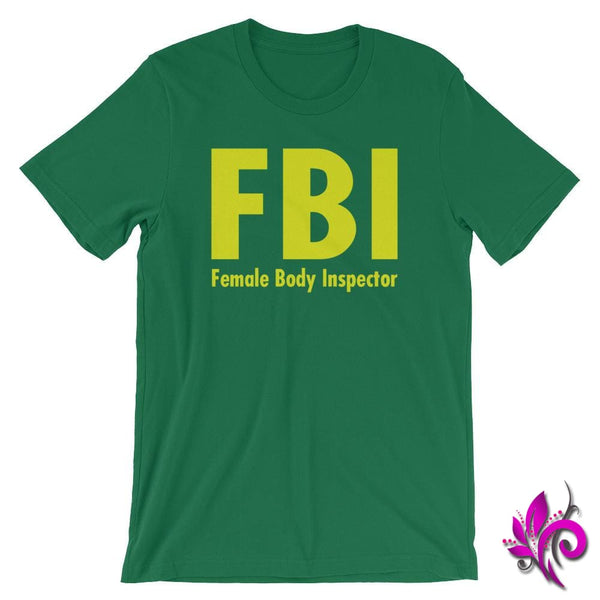 Female Body Inspector Kelly / S Dudes