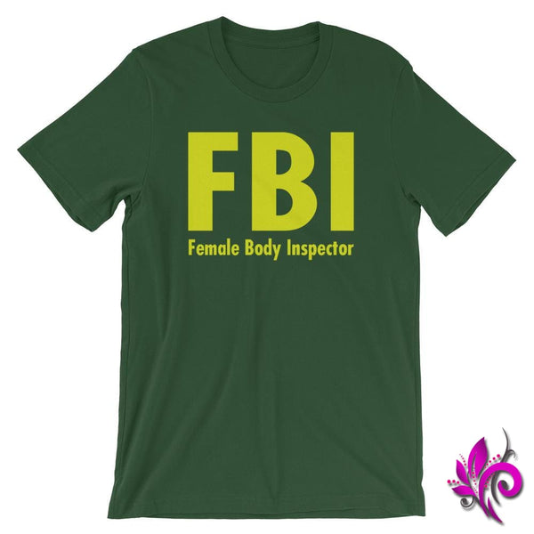 Female Body Inspector Forest / S Dudes