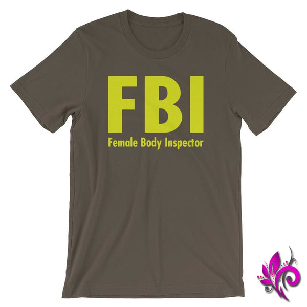 Female Body Inspector Army / S Dudes