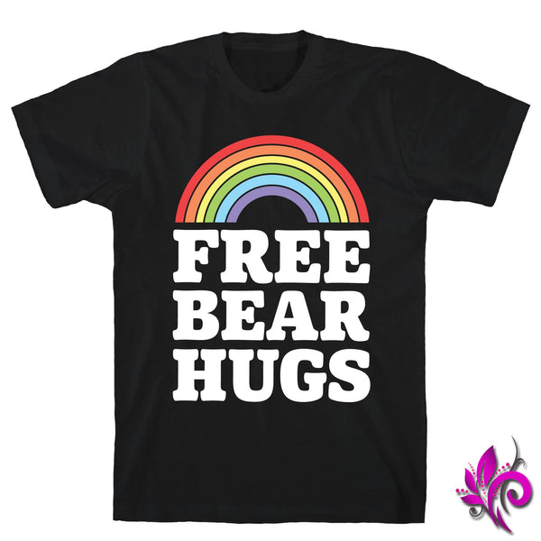 Free Bear Hugs Black / Large Express Tee