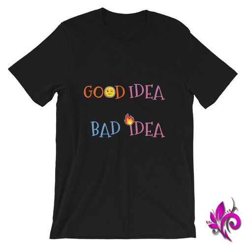 Good Idea Bad Idea Black / S