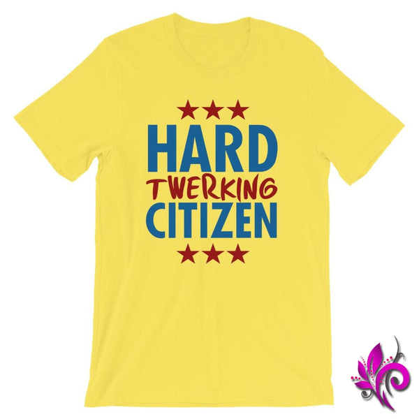 Hard Twerking Citizen Yellow / S Chicks