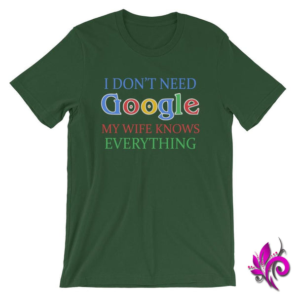 I Dont Need Google Forest / S Dudes