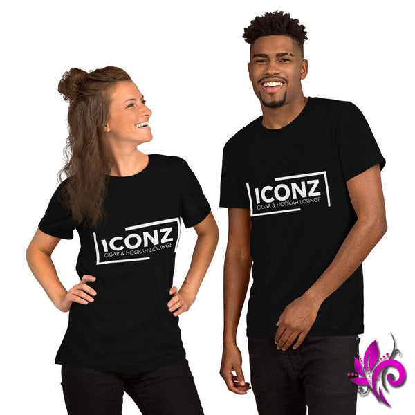 ICONZ White Label Unisex T-Shirt - pure-bliss-clothing