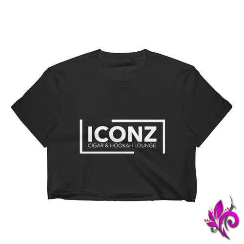ICONZ Women's Crop Top - pure-bliss-clothing