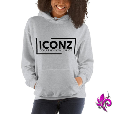 ICONZ Men's Letterman Jacket