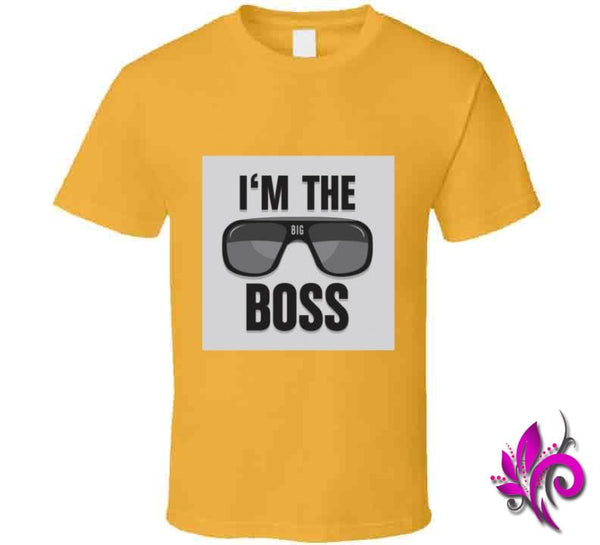 Im The Boss Classic / Gold / Small Chicks