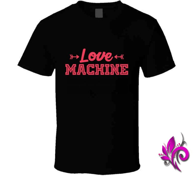 Love Machine Classic / Black / Small Express Tee