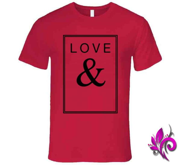 Love & Premium / Red / Small Express Tee