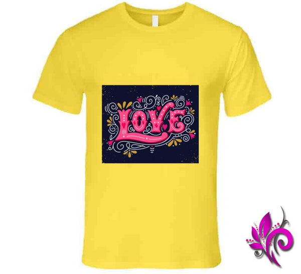 Love Premium / Daisy / Small T-Shirt