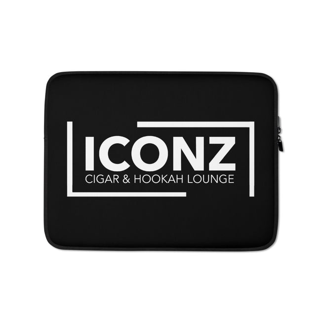 ICONZ Laptop Sleeve Black