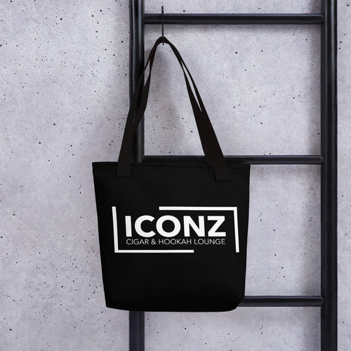 ICONZ Tote Bag Black