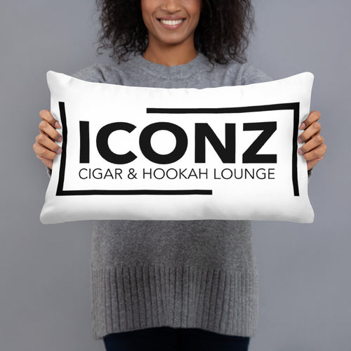 ICONZ Basic Pillow Black Label