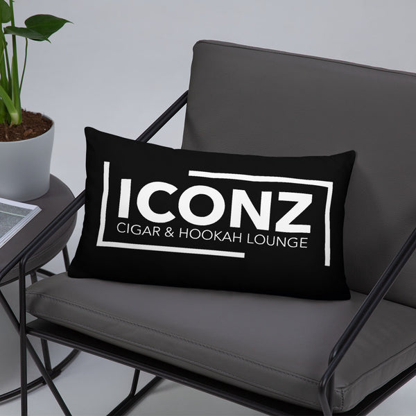 ICONZ Basic Pillow White Label