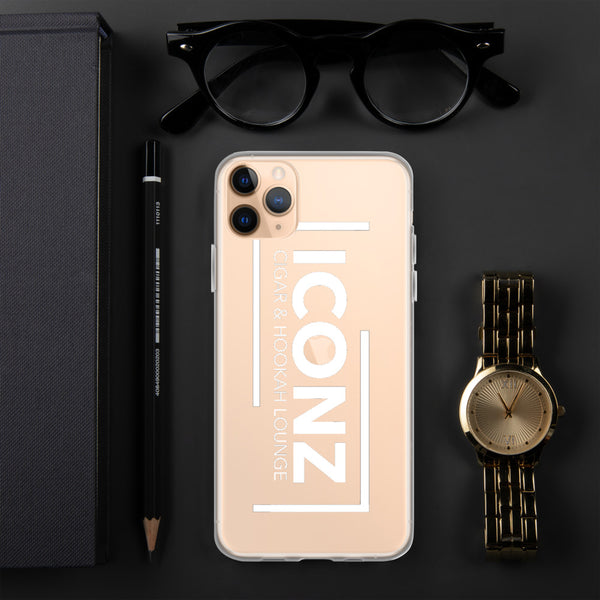 ICONZ iPhone Case White Label