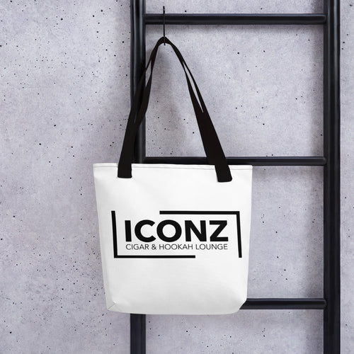 ICONZ Tote Bag White