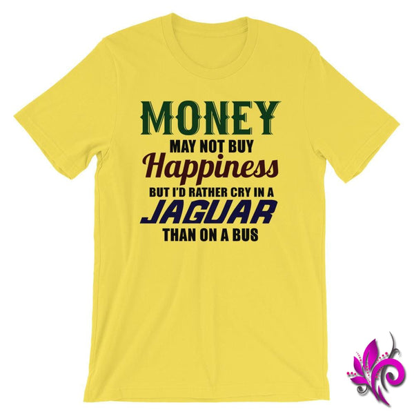 Money May Not Buy Hapiness But ... Yellow / S Dudes