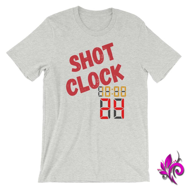 Shot Clock Athletic Heather / S Chicks
