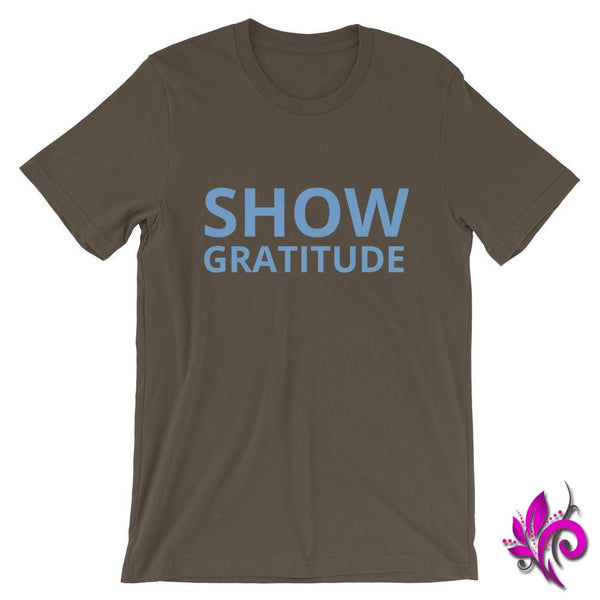 Show Gratitude Army / S Express Tee