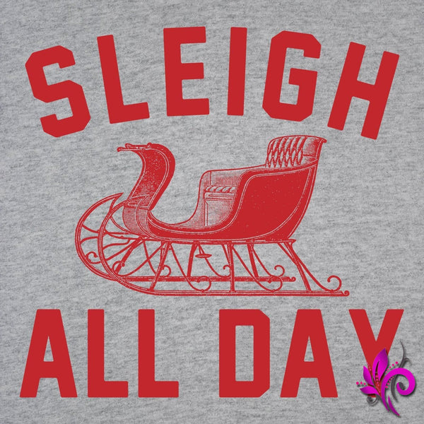 Sleigh All Day Tank Top Gray / Small Express Tee