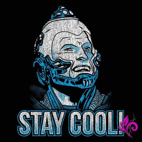 Stay Cool Mr Freeze Tank Top Express Tee