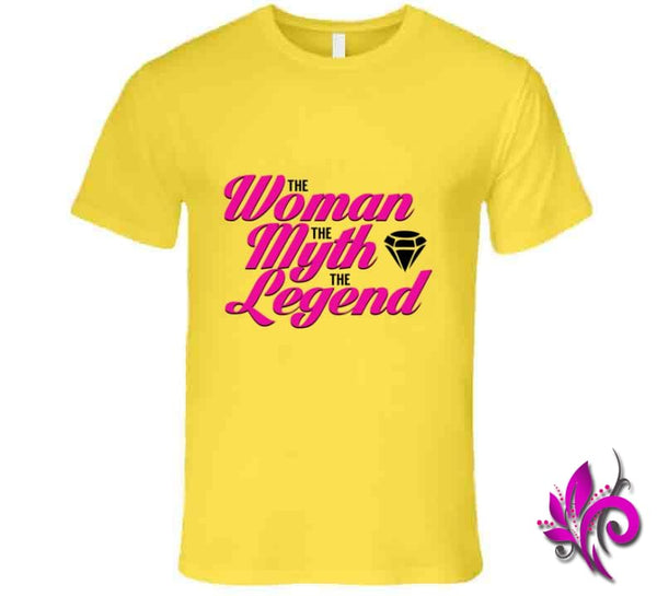 The Woman The Myth The Legend Premium / Daisy / Small T-Shirt
