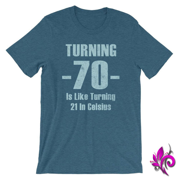 Turning -70- Heather Deep Teal / S Dudes